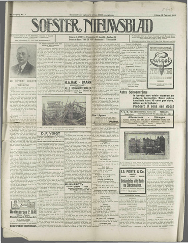 Soester Courant 1926-02-19