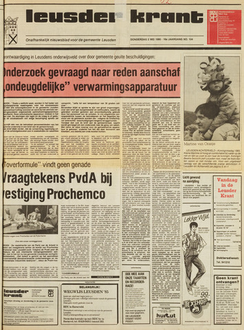 Leusder Krant 1985-05-02