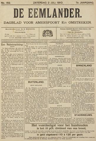 De Eemlander 1910-07-02