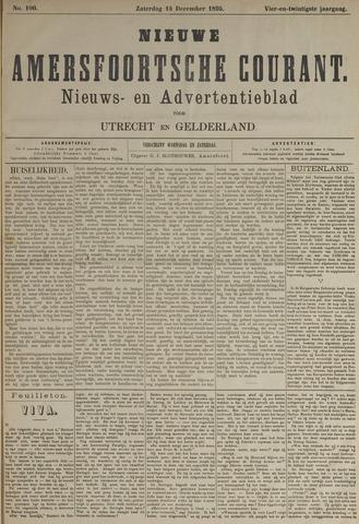 Nieuwe Amersfoortsche Courant 1895-12-14