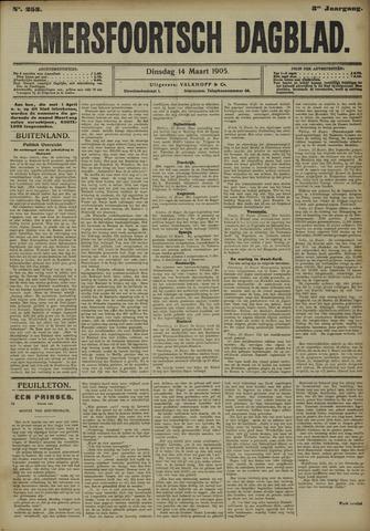 Amersfoortsch Dagblad 1905-03-14