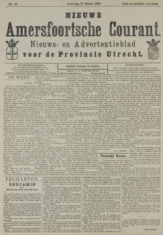 Nieuwe Amersfoortsche Courant 1909-03-27