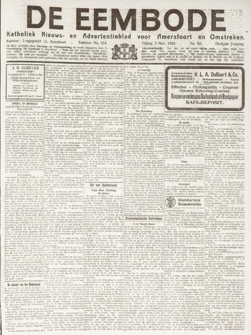 De Eembode 1916-11-03