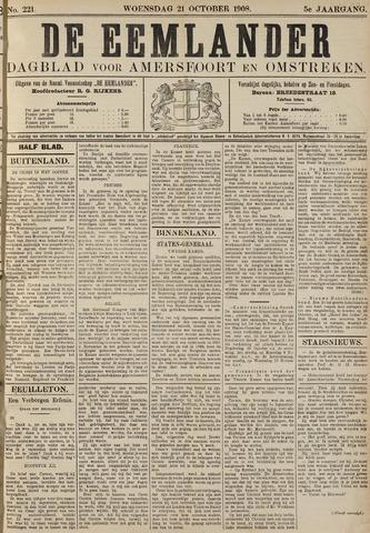 De Eemlander 1908-10-21
