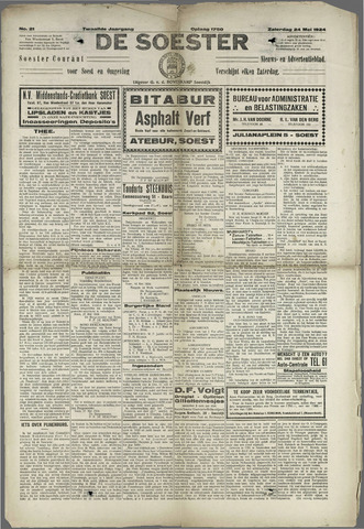 Soester Courant 1924-05-24