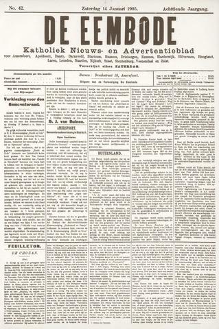 De Eembode 1905-01-14