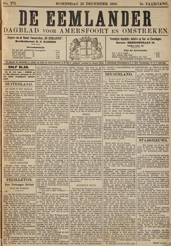 De Eemlander 1908-12-23