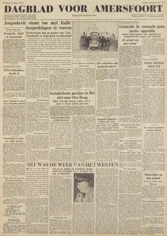 Dagblad voor Amersfoort 1948-03-23