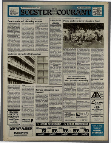 Soester Courant 1990-08-08