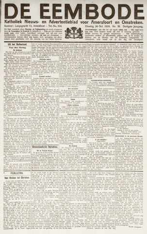 De Eembode 1916-10-24