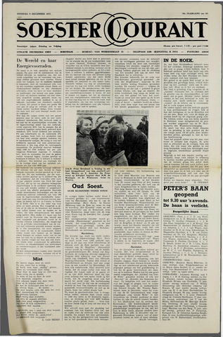 Soester Courant 1952-12-09