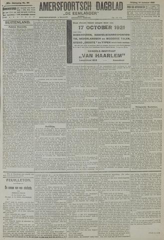 Amersfoortsch Dagblad / De Eemlander 1921-10-14