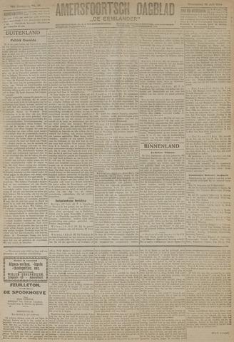 Amersfoortsch Dagblad / De Eemlander 1919-07-16