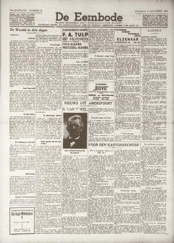 De Eembode 1937-10-08