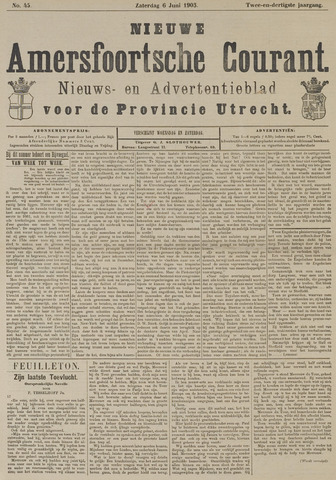 Nieuwe Amersfoortsche Courant 1903-06-06