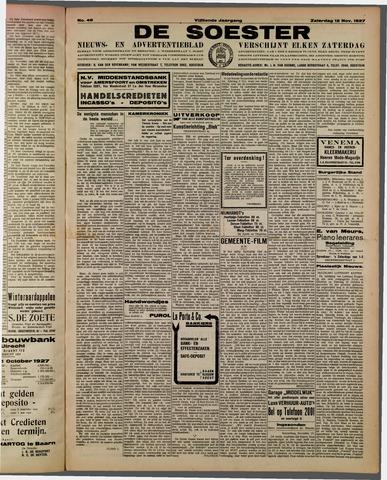 De Soester 1927-11-12