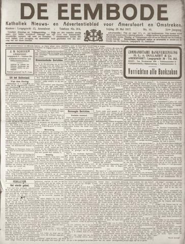 De Eembode 1917-05-25