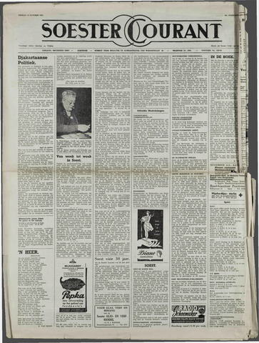 Soester Courant 1952-10-24