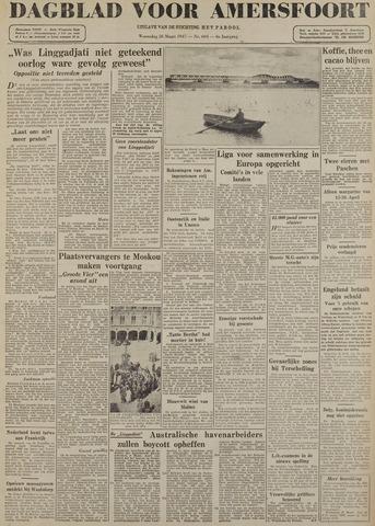 Dagblad voor Amersfoort 1947-03-26