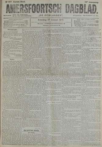 Amersfoortsch Dagblad / De Eemlander 1917-01-27