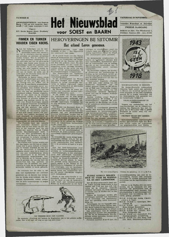 Soester Courant 1943-11-20