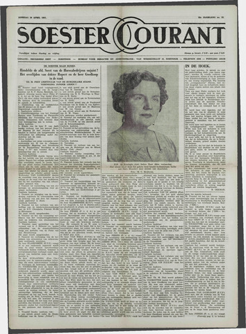 Soester Courant 1957-04-30