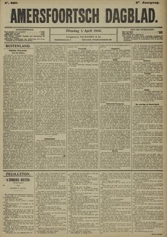 Amersfoortsch Dagblad 1904-04-05