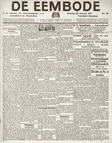 De Eembode 1927-01-25