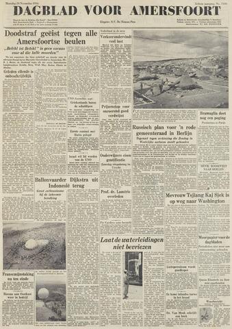 Dagblad voor Amersfoort 1948-11-29