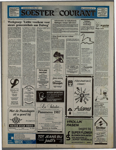 Soester Courant 1987-04-15