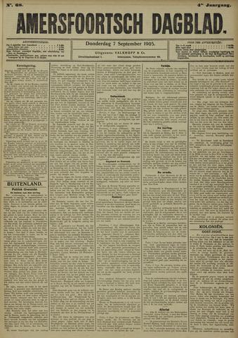 Amersfoortsch Dagblad 1905-09-07