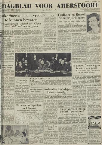 Dagblad voor Amersfoort 1950-11-11