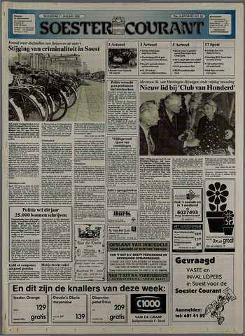 Soester Courant 1998-01-21