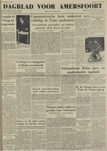 Dagblad voor Amersfoort 1950-03-04