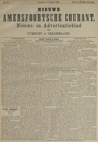 Nieuwe Amersfoortsche Courant 1894-02-03