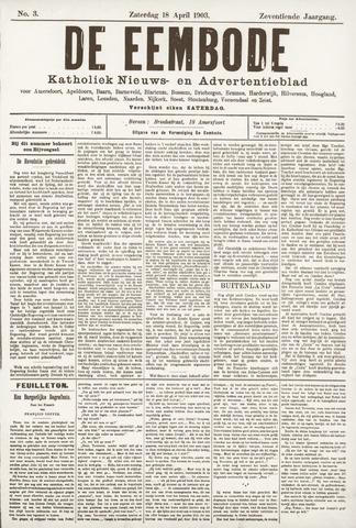 De Eembode 1903-04-18