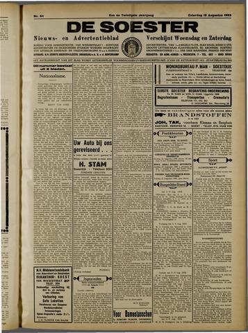 De Soester 1933-08-12