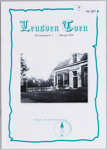 Historische Kring Leusden 2004