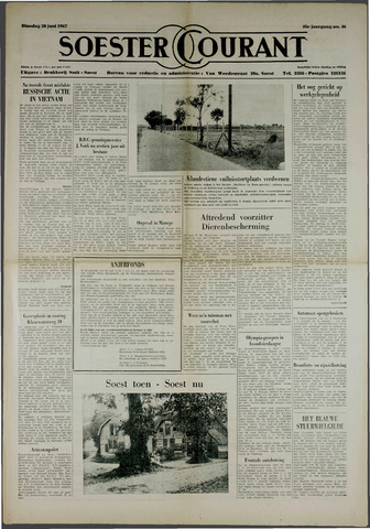 Soester Courant 1967-06-20