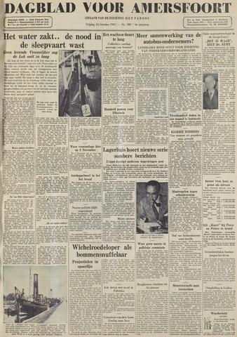 Dagblad voor Amersfoort 1947-10-24