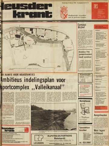 Leusder Krant 1976-02-19