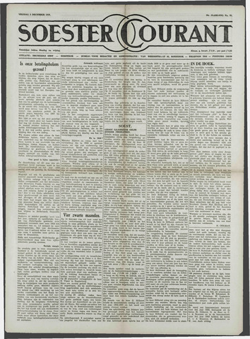 Soester Courant 1958-12-05