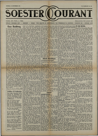 Soester Courant 1955-09-13