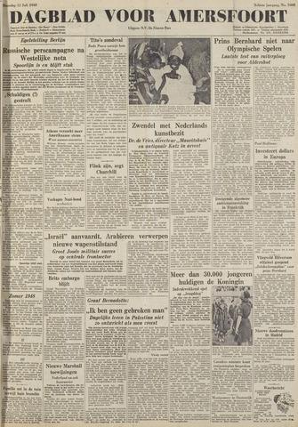 Dagblad voor Amersfoort 1948-07-12