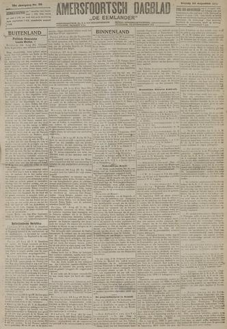 Amersfoortsch Dagblad / De Eemlander 1919-08-29
