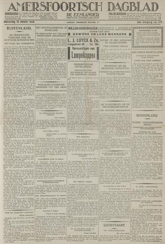 Amersfoortsch Dagblad / De Eemlander 1928-01-19