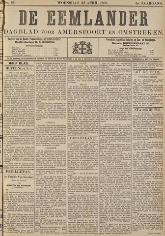 De Eemlander 1908-04-22