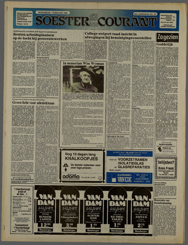 Soester Courant 1984-02-01