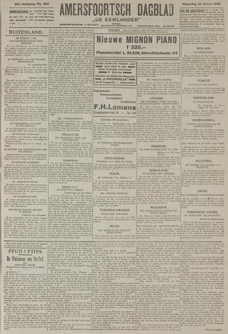 Amersfoortsch Dagblad / De Eemlander 1925-03-23
