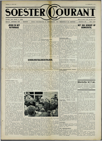 Soester Courant 1962-06-15